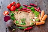 Vegetables Platter
