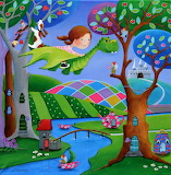 Ulla in Fairyland - Iwona Lifsches