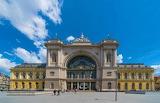 Hungary, Budapest, Keleti Palyaudvar railway station