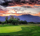 Coachella Valley golf course