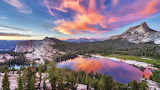 Yosemite. National Park in the United States