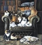 Pollyanna Pickering 'A Cat's Life'