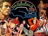 Fabulous Fifties Collage