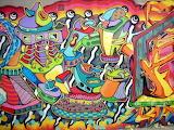 Bright Mural