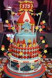 175th Anniversary Cake 2015