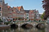 Hoogbrug in Lier, Belgium