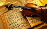 ~Violin and Notes~