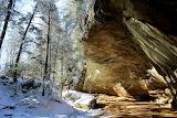 Ash Cave,Hocking Hills,Ohio