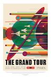 Voyager, The Grand Tour, NASA, JPL, Cal Tech