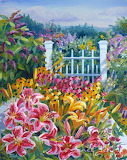 garden gate...........................................x
