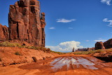A Drive Through Monument Valley