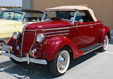 Ford convertible 1936.