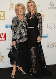Lauren & Patti Newton, Australian Logie Award