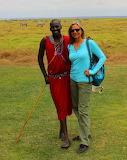 Masai Man ~ Kenya