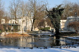 Zima w Lazienkach Warszawskich-foto-K.S.-Altro