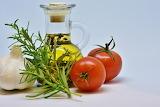 Pomodori,aglio, olio