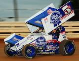 #5W Sprint Car Lucas Wolfe