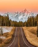 Mountain view Road
