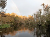 Julington Creek Rainbow St Johns River