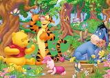 Springtime Fun with Winnie the Pooh