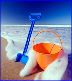 Sand, Sea, Shovel..