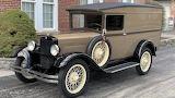 1928 Erskine Panel Truck