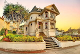 ^ Dr. Hart's Mansion - Pacific Grove, CA