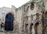 Ruins at Burgos
