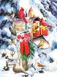 Santa Mailbox