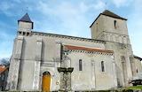 L'église Saint-Martial d'Augignac, By Père Igor