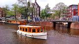 Boat, Amsterdam