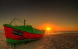 ☺♥ Sunset at the beach...