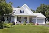 Nice white home
