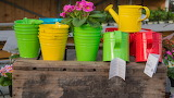 Colors bucket hink wateringcan f rger vattenkanna vellinge velli