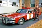1987 Chevrolet Caprice Classic Patrol Car