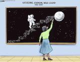 "Space Science tumblr dogstardreaming ""Katherine Johnson"" NASA"