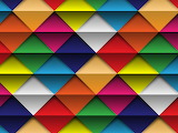 Shapes-triangle-abstract-colorful