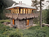 Fire Lookout tower cabin