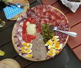 Austrian plate