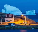 Iceberg Alley, Ferryland Newfoundland Labrador Canada
