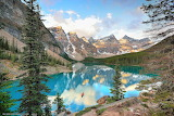 Moraine lake-National park-Canada