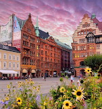 Malmo Sweden The Stortorget City Square