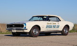 1967 Chevy Camaro Pace Car