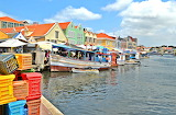 Floating market, Curacao