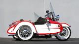 Harley-Davidson Heritage FLSTC W Liberty Sidecar