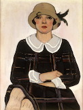 Margaret Preston, Flapper, 1928