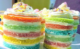 Colorful minicakes @ do-it-yourself.ifformatik.ch