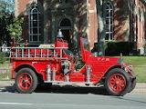 Vintage fire truck wallpaper-Fire trucks, Trucks ...
