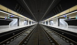"""Architecture archdaily """"Tunnel Vision- Europe's New Urban Pathwa"""