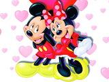 Minnie & Mickey's Valentine's Day